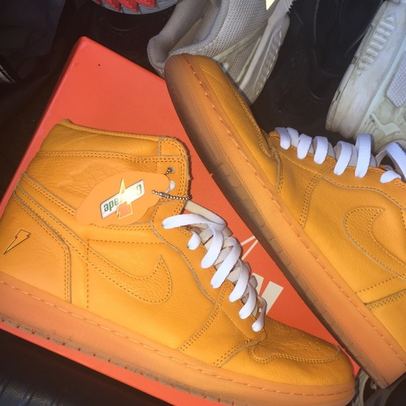 Air Jordan Retro Gatorade Orange | Poshmark